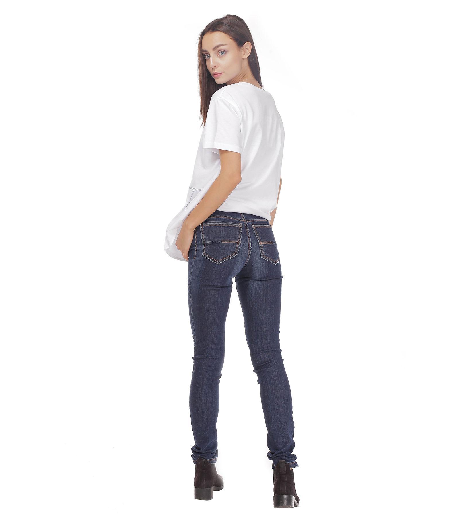Jeansowe spodnie ciążowe Susan Bensini®