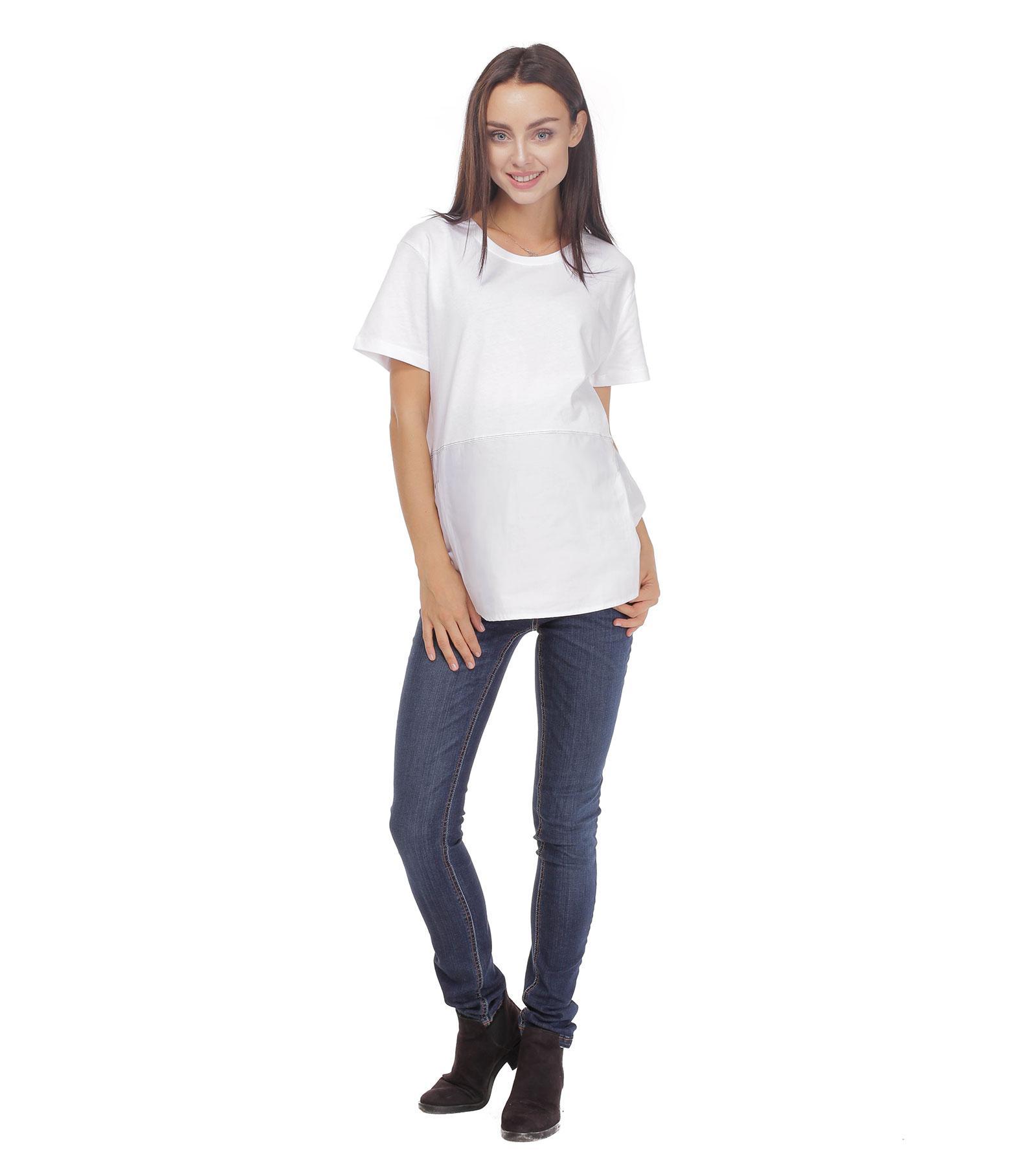 Spodnie jeansowe Susan dla kobiety w ciąży Bensini®