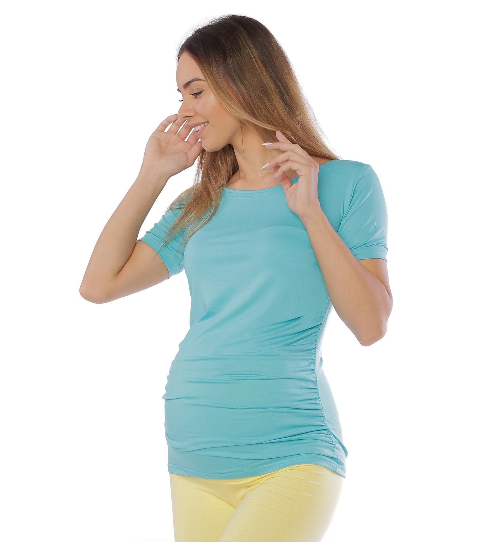 Bluzka ciążowa Sonia Blue BENSINI