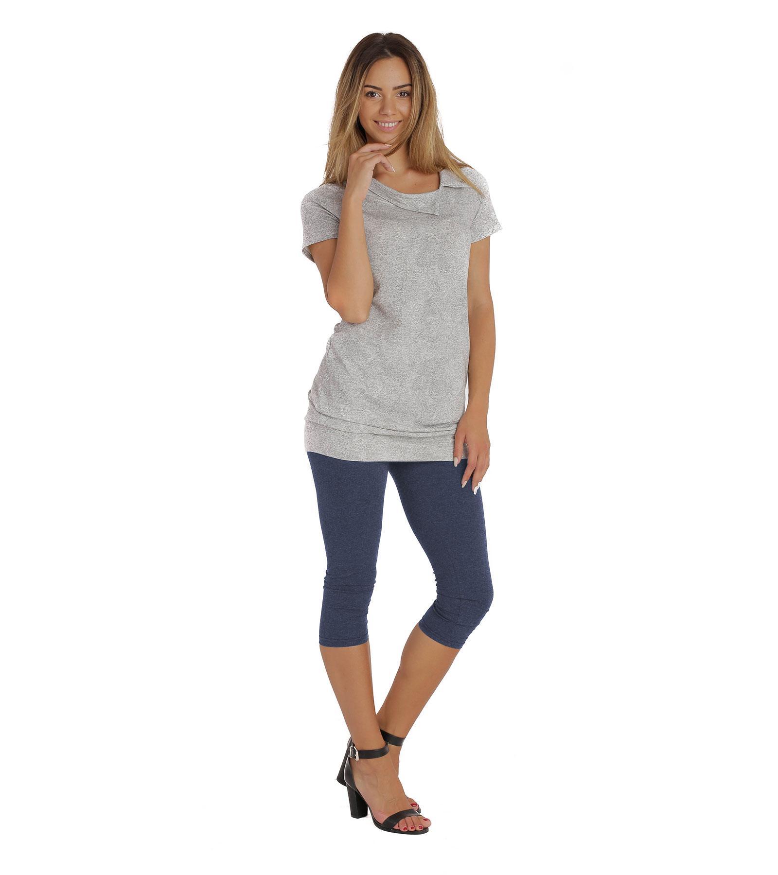 Jeansowe legginsy, rybaczki Bensini®