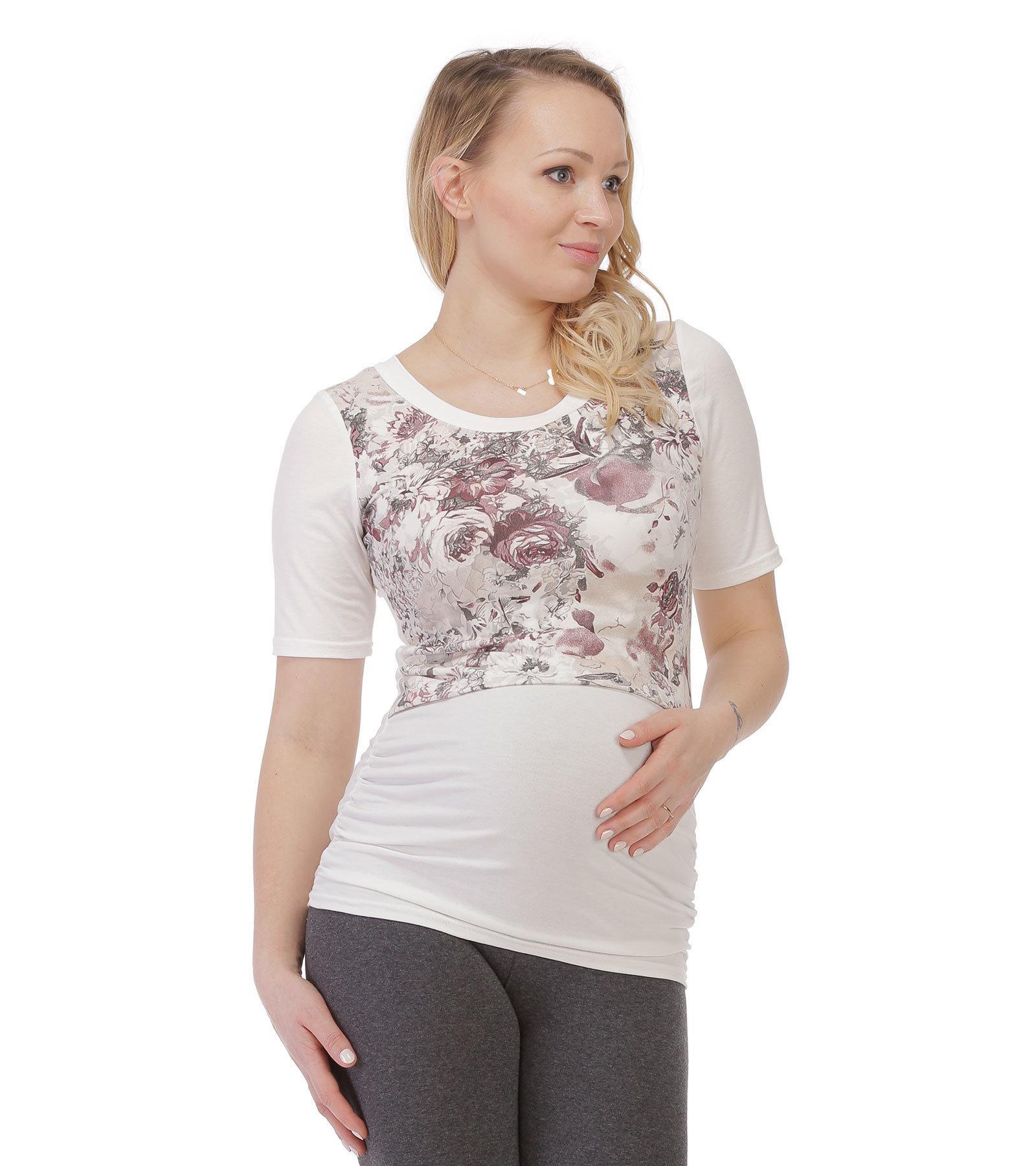 Odzież ciążowa Bluzka ciążowa Alicia BENSINI