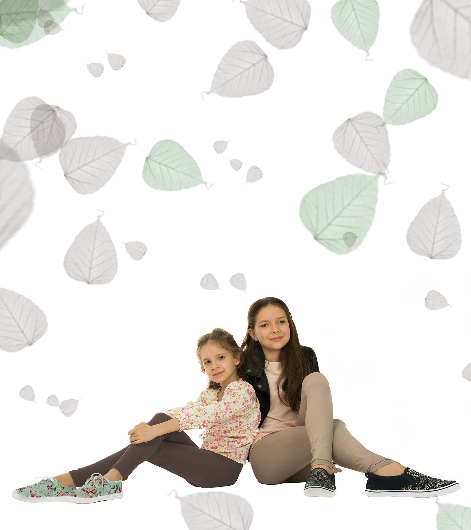 Beżowe legginsy dziecięce Bensini ®