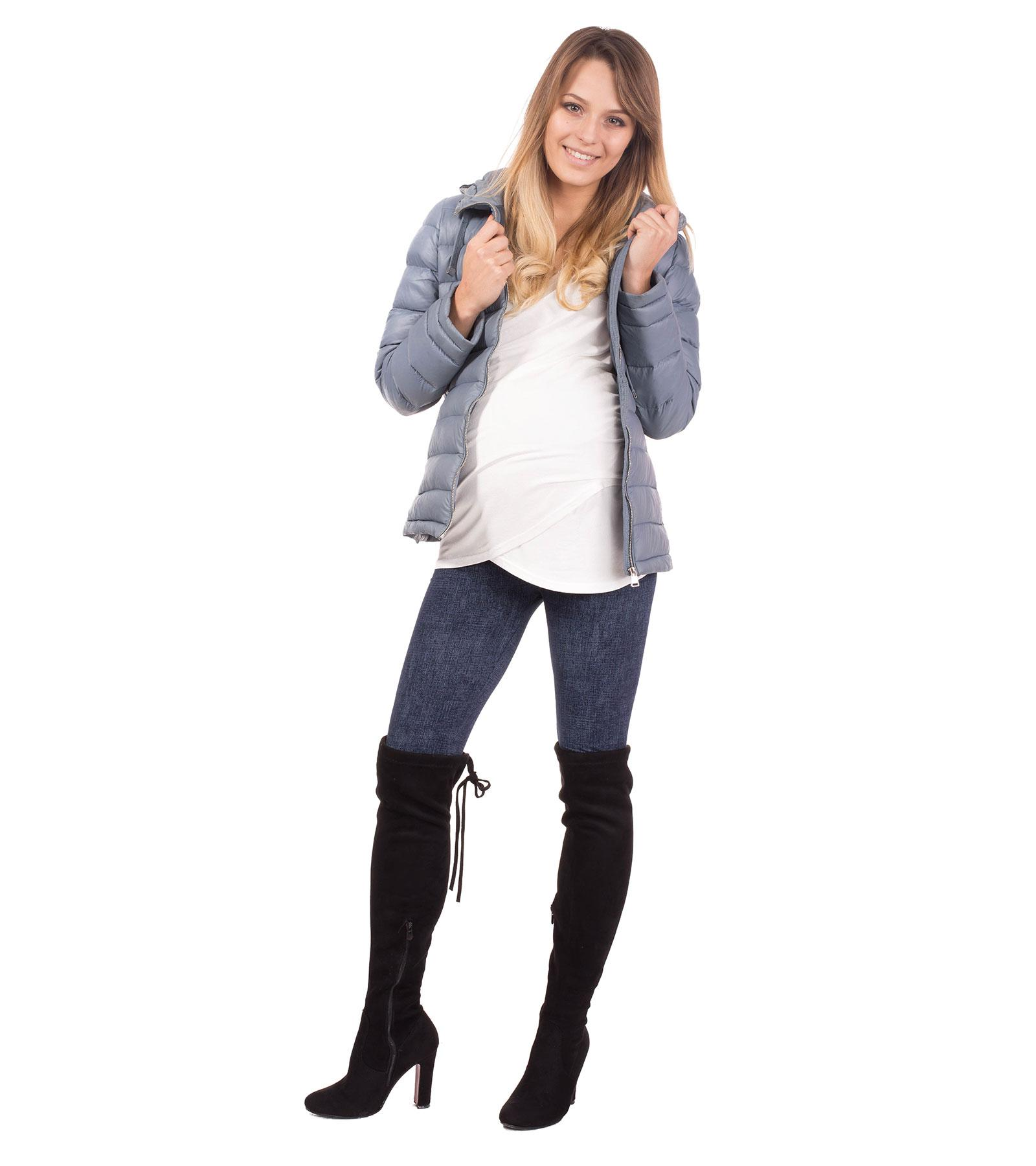 Ocieplane legginsy ciążowe Roksana Bensini®