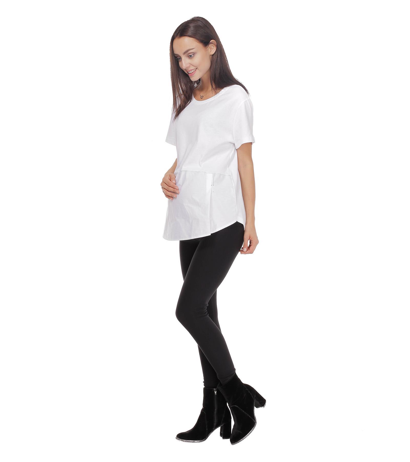 Legginsy ciążowe Exclusive Black Bensini®