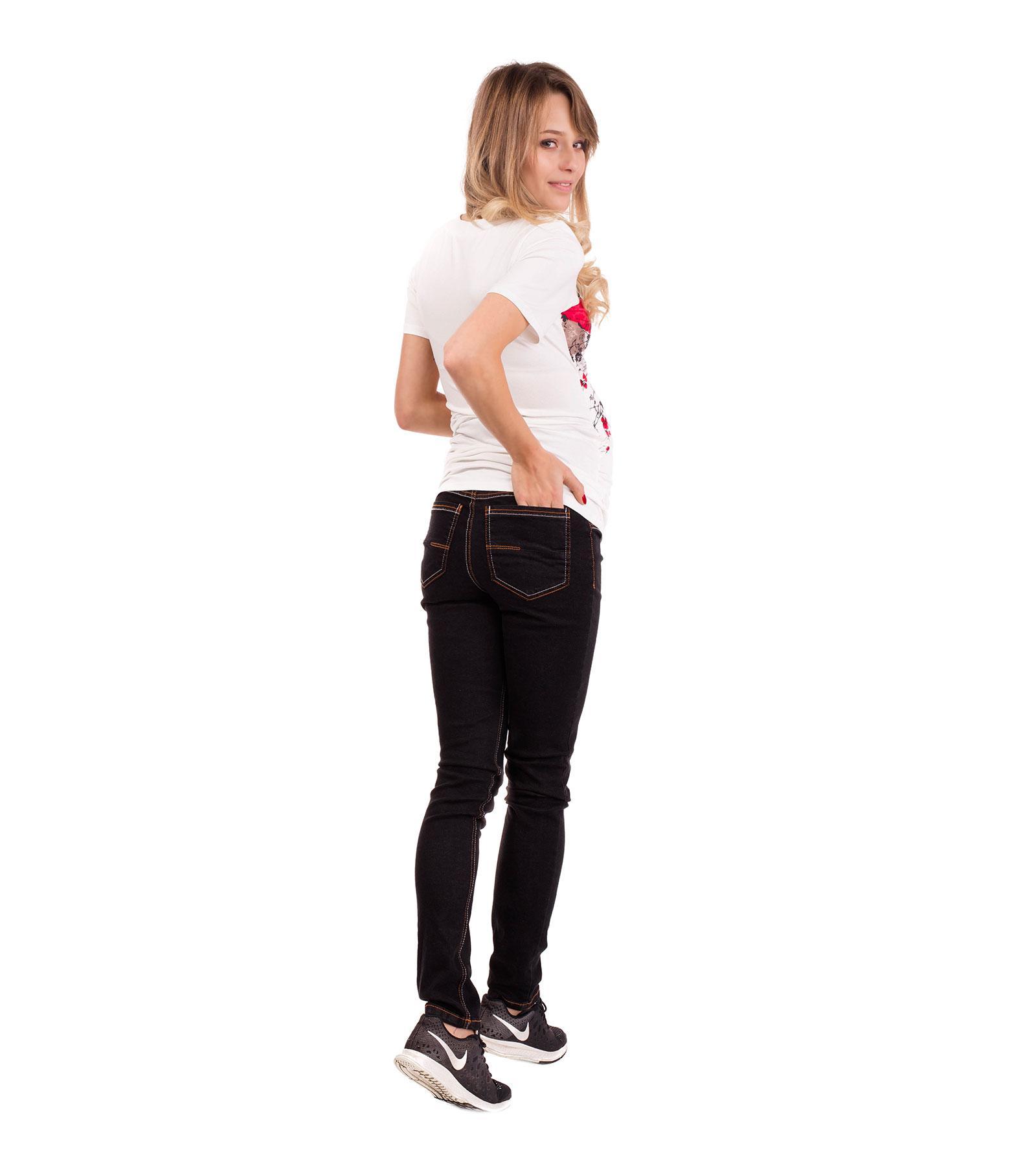 Spodnie ciążowe Vera Jeansy Bensini®