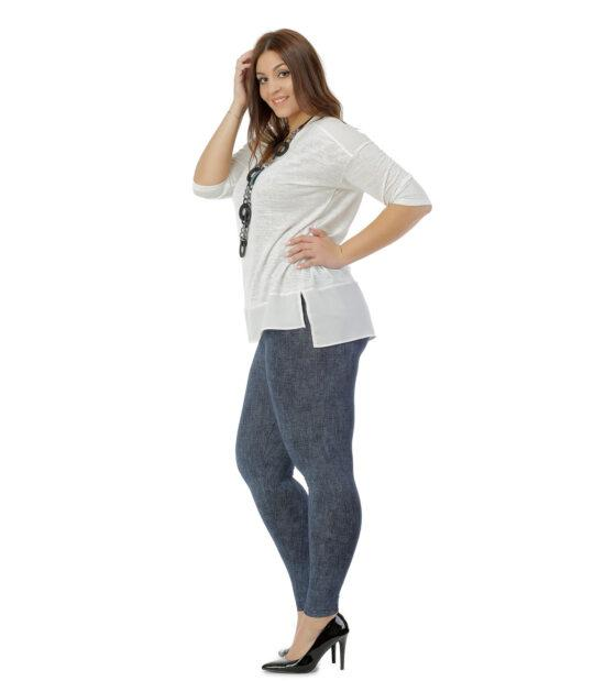 Legginsy damskie Plus Size, Roksana