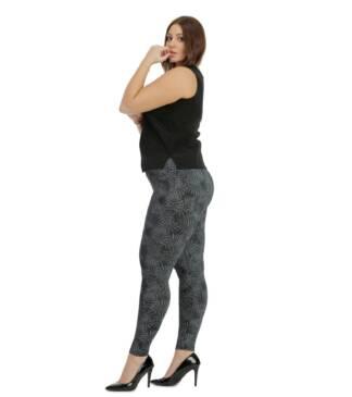 Wyszczuplające legginsy Plus Size Anna Bensini