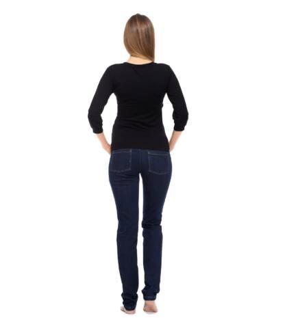 Spodnie ciążowe, dżinsowe Julia Bensini