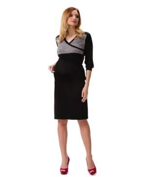 Sukienka dla kobiet w ciąży, Oliwia Bensini