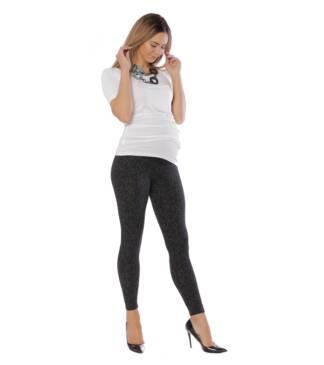 Długie legginsy ciążowe Klaudia Bensini