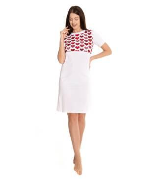 Koszula nocna ciązowa z opcją karmienia Elen Bensini®