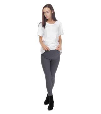 Szare legginsy ciążowe Exclusive Bensini®