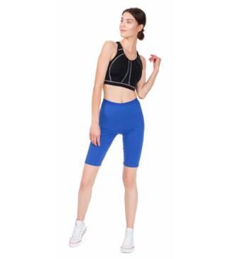 Chabrowe legginsy sportowe do fitness, kolarki przed kolano Bensini