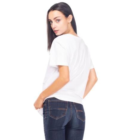 spodnie ciazowe jeansowe susan tyl bensini