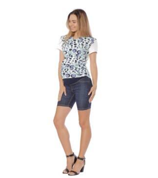 Krótkie spodnie ciążowe Maja Bensini
