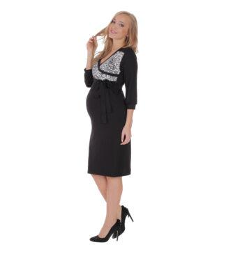 Sukienka ciążowa Bensini Chanel