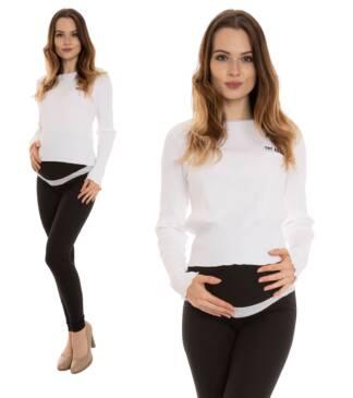 Ciepłe legginsy ciążowe New Look Bensini®