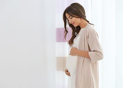 Koszula nocna do porodu