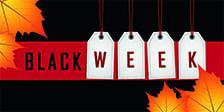 Black Week 2020 Bensini