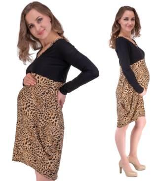 Sukienka ciążowa Fabian