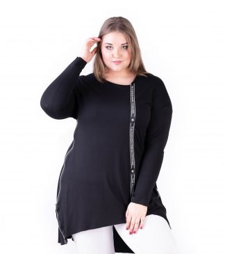 Tunika plus size Allison Bensini