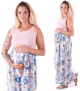 Sukienka ciążowa Tanita Rose Bensini